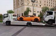 سطحة غرب الرياض لنقل السيارات ارقام سطحة